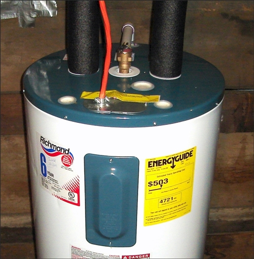 Spring Electric Water Heater Repair