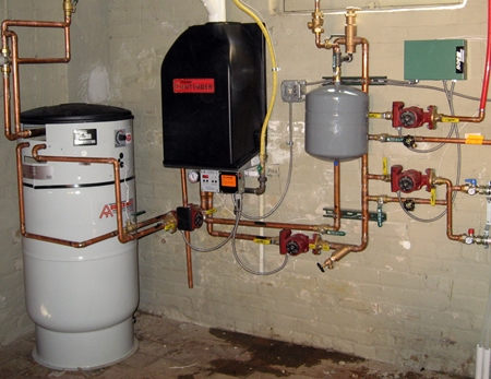 water heater thermal expansion tank