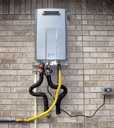 Life Expectancy Of A Natural Gas Water Heater